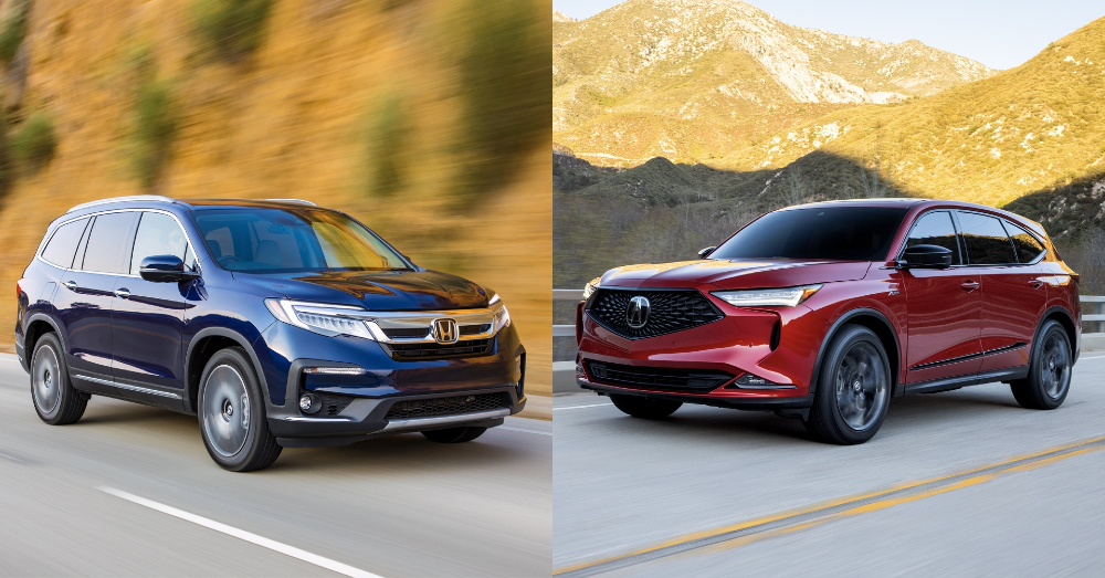 Is An Acura Better Than a Honda?