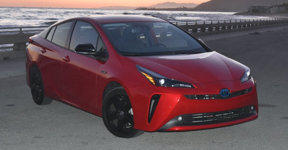 The Toyota Prius Is Still One of the Best for Great Gas Mileage