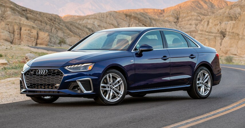 2022 Audi A4: Find the Joys of Driving Again